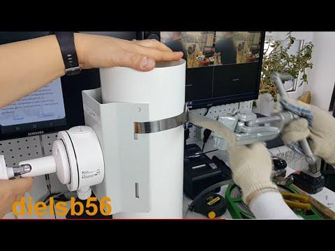 Кронштейны для крепления видеокамер. Работа с СИП лентой. Производство кронштейнов для камер.