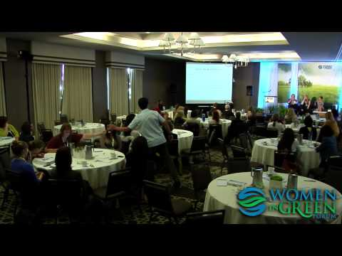 Transparency & Communicating Your Commitment  - Women In Green Forum