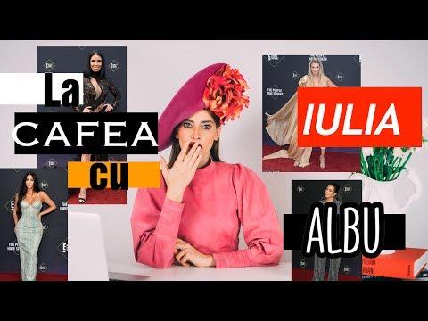 La cafea cu Iulia Albu Ep 1 - E! People's Choice Awards