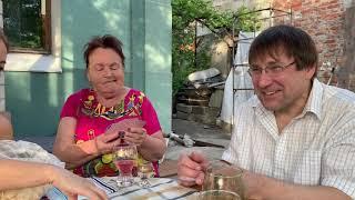 ЗАВТРАК С КСЮШЕЙ, РЕЦЕПТ ПАСКИ ОТ ЛЕНОЧКИ. УКРАИНА 2019 | Arina Belaja