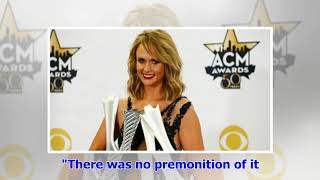 [Breaking News]Anderson East acknowledged the relationship of Miranda Lambert may be ' difficult '