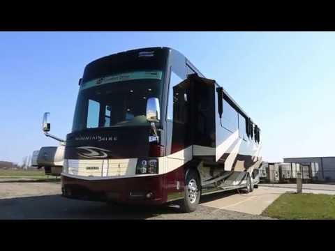 2017 Newmar Mountain Aire Luxury Motor Coach Videosvn Org