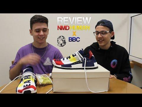 [REVIEW] Adidas Nmd Human x Billionaire Boys Club