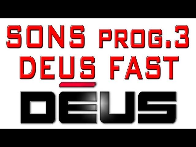 Sortie Test - Sons du XP DEUS en prog.3 Deus Fast