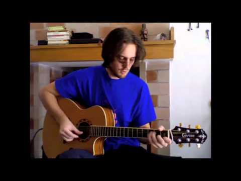 Enzo Iaia - Dune Buggy (Oliver Onions) - Fingerpicking