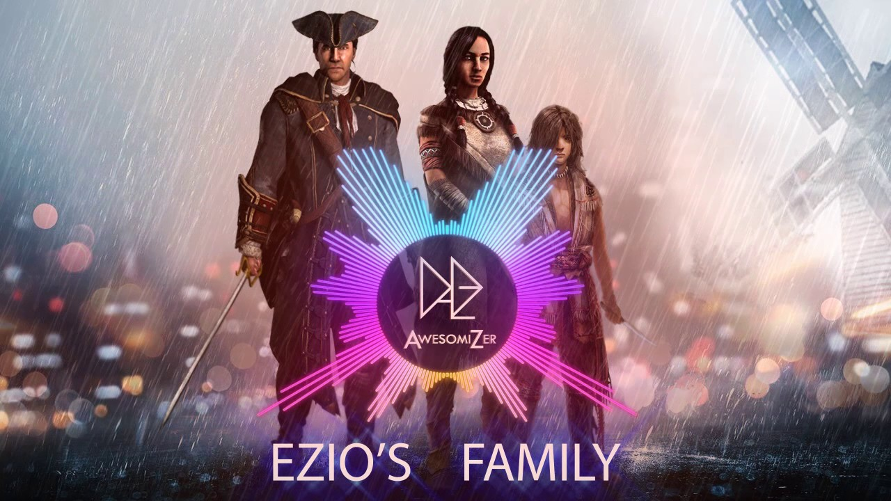 EZIO'S Family | Orchestral Remake | Assassins Creed ...