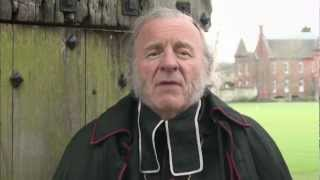 Colm Wilkinson On-Set of the Les Misérables Movie