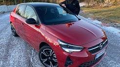 Testissä uusi Opel Corsa (Teknavi 2020)