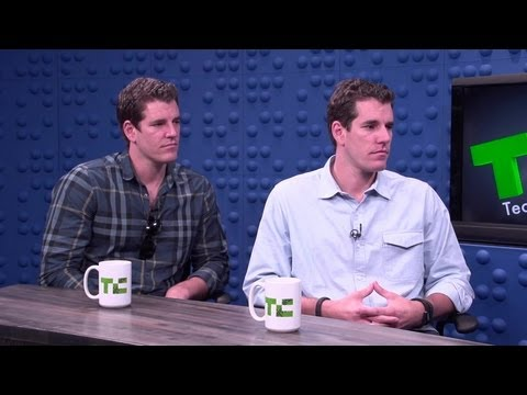 Cameron And Tyler Winklevoss Talk Bitcoin