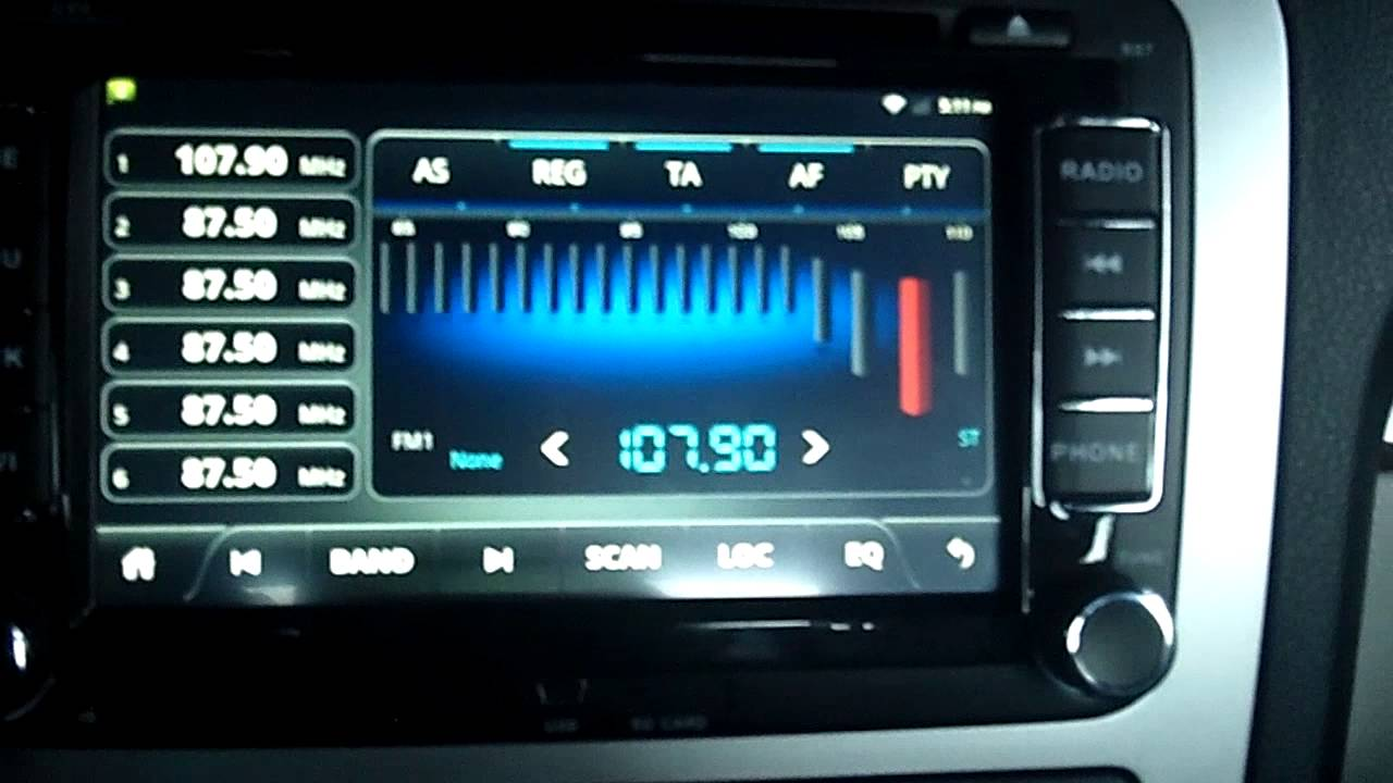 Head units for cars: a review of the best models 87