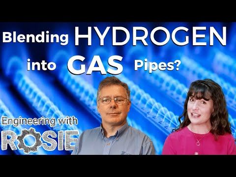 Hydrogen in the Natural Gas Network