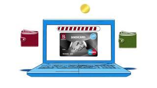 Уникальная банковская карта SINDICARD!(, 2013-09-04T13:17:02.000Z)