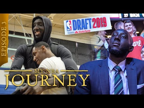 'I Might Not Get Drafted. 77 Tacko Fall Faces The TRUTH During The NBA Draft
