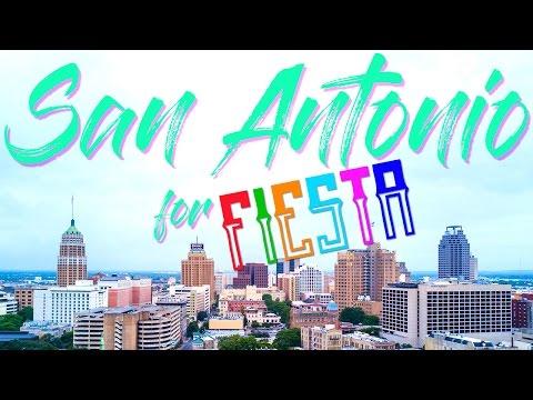 San Antonio, TX // April 2017 // My Trip to San Antonio for FIESTA!!