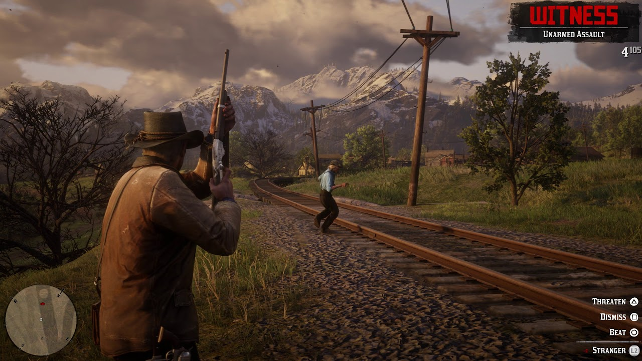 Red Dead Redemption 2 | Video di Gameplay Ufficiale | PS4 ...  Red Dead Redemp...