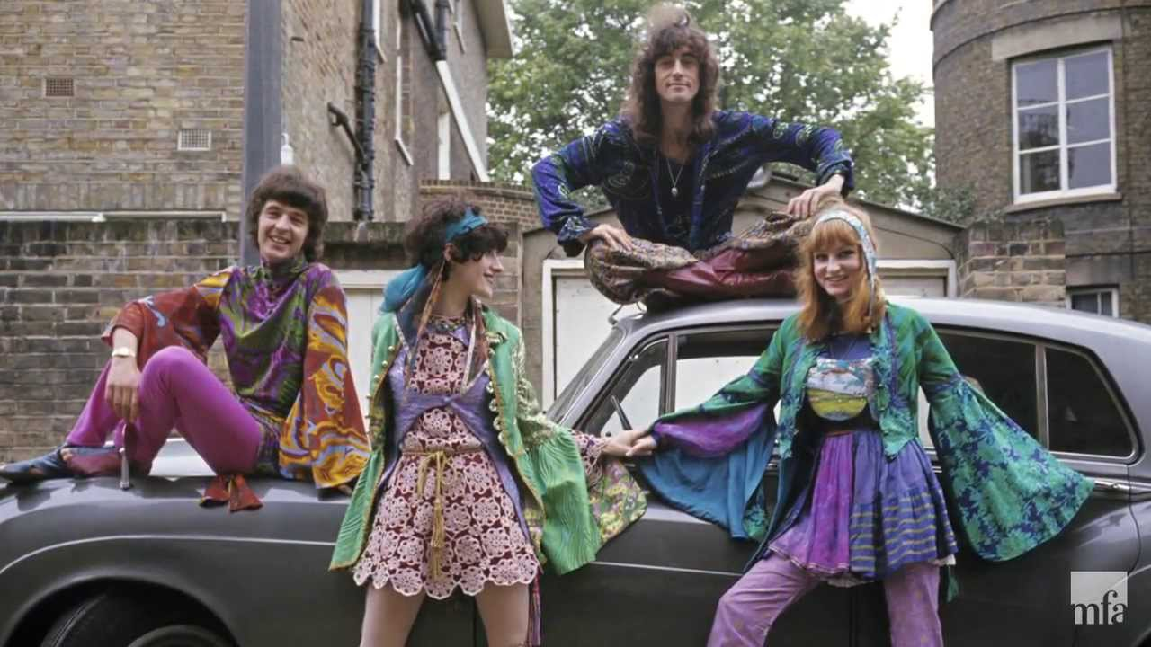 Hippie Fashion 1960s Style Images Galleries With A Bite
