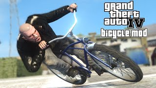 GTA IV - Bicycle Mod (Short Film)