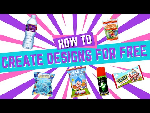 Create Digital Designs For FREE! No Photoshop, Or MS Word Needed!