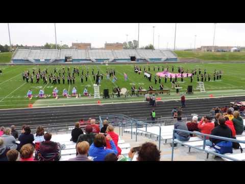 Horizon High School Marching Hawks - Pamona Festival 2015
