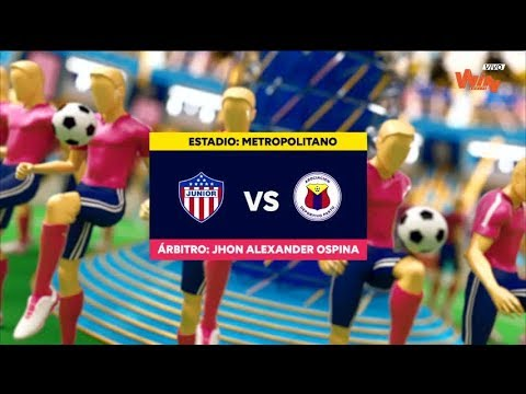 Junior vs. Pasto (Resumen y gol) | Liga Aguila 2019-1 | Final ida