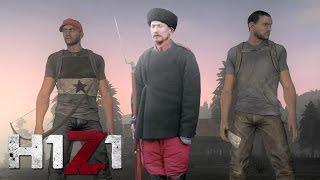 KRUSZAKUS RUSKIEM??? | H1Z1 | Gameplay PL