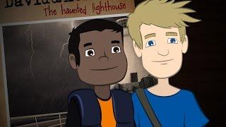 David & Keithan: The Haunted Lighthouse - Walkthrough