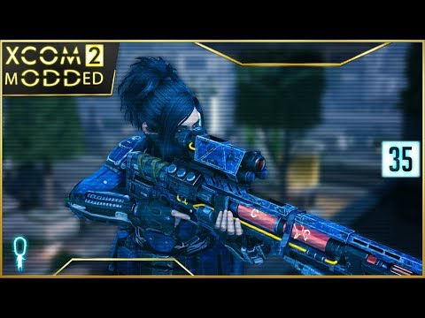 The CHOICE - XCOM 2 War Of The Chosen Legend Modded - Part 35