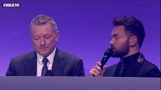 Graham Norton's funniest moments during the Eurovision Song Contest 2017 02