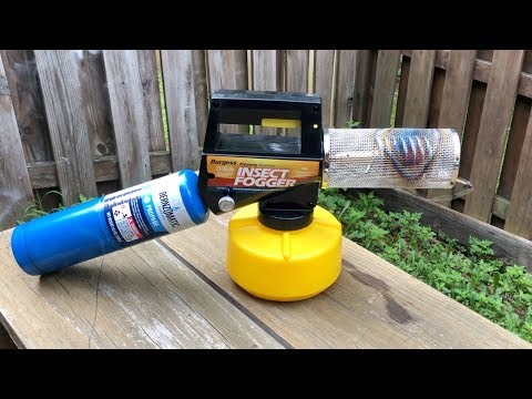 Best Rated Mosquito Fogger - Top 10 Reviews 2019