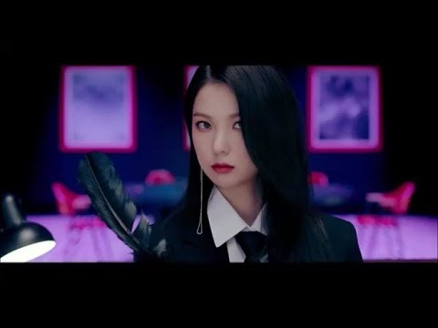 all CLC mvs but only YUJIN&39;s lines