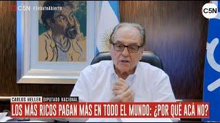 28-08-2020 - Heller en C5N, Debate Abierto con Ballester y Fernández Llorente #AporteExtraordinario