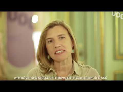Lourdes Muñoz ? Màster en Societat de la Informació i el Coneixement de la UOC