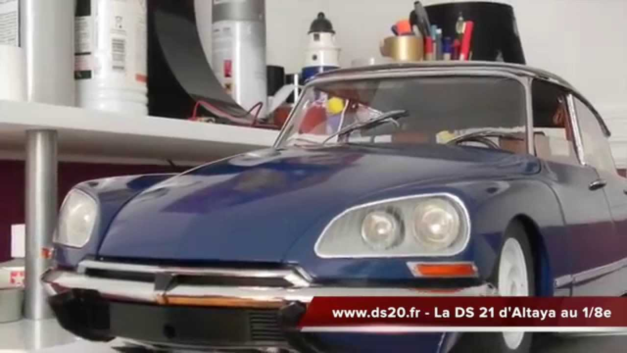 Ds 21 altaya montage n 107 youtube for Altaya ds 21