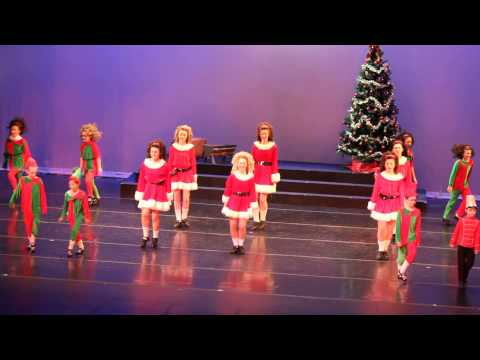 Christmas in Killarney - 2013 Christmas Reflections show with O'Dwyer School dancers