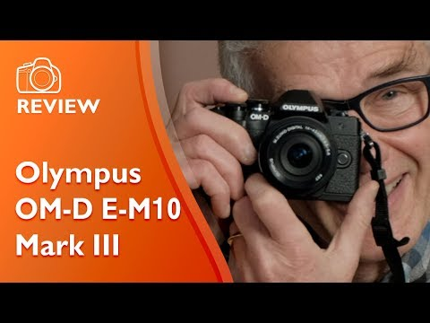 Loving and Loathing the Olympus OM-D E-M10 Mark III hands on review