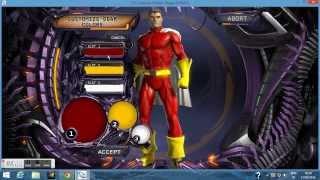 Dc Universe Online - Captain Marvel Character Creation
