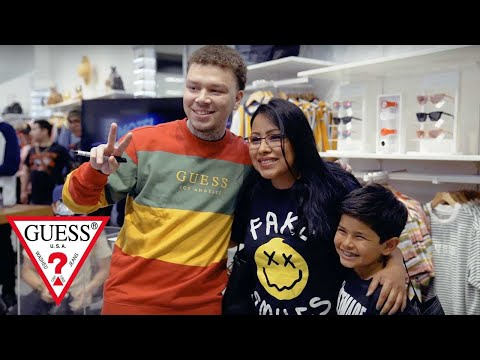 GUESS Meet & Greet with Phora<br><br>Yours Truly