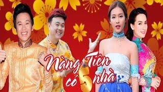 Phim tết 2017 : Nàng Tiên Có 5 Nhà