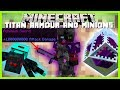 Minecraft - TITAN ARMOUR AND MINIONS ( THE STRONGEST WEAPONS AND ARMOURS IN THE WHOLE OF MINECRAFT!)