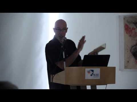 Talk by Santiago Espinosa de los Monteros