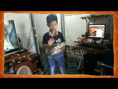 Hot boy 10 tuổi Bình Dương
