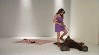 Lucy Pinder - Shooting - Makes Me Prematurely Perspire - Lynx-Axe - Banned Commercial.mp4