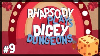 Let's Play Dicey Dungeons: Inventor   Burninating - Episode 9