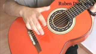 "Tips: Percussion ""Golpe"" AM flesh / Ruben Diaz Andalusian Guitar E-zine on Paco de Lucia's Technique"