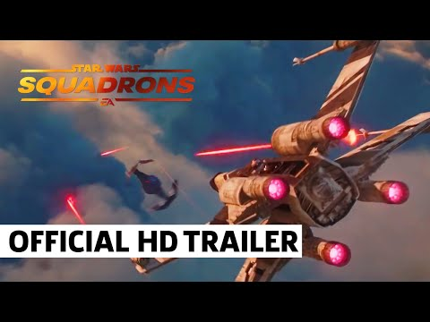 """Star Wars: Squadrons – Official Cinematic CG Short Trailer 