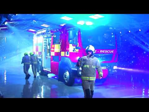 Rosenbauer UK Tech Day - AT Event Film