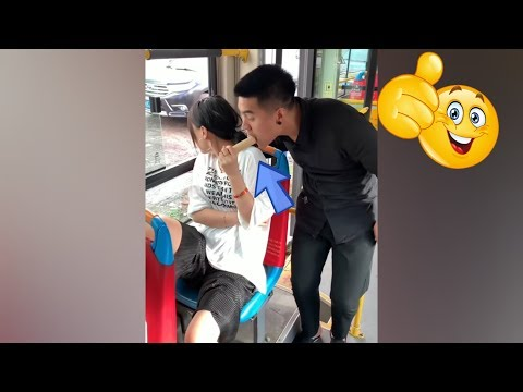 Must watch new funny 2019 | Funny pranks Try not to laugh challenge P1