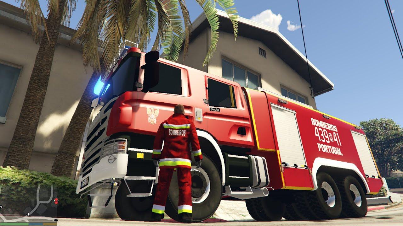 Emergency 4 Portuguese Mod Warehouse - kindlefreedom