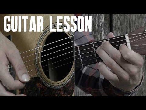 Chet Atkins Style Hybrid Picking Progression - Guitar ...