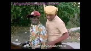 Dema ak Begom - Bouki ak Ti Malis - Funny haitian video